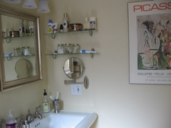 Downstairs bathroom (click to enlarge)